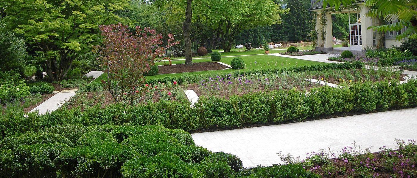 Gartengestaltung vom Gehölzexperten